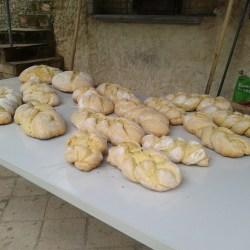 ...al pane...