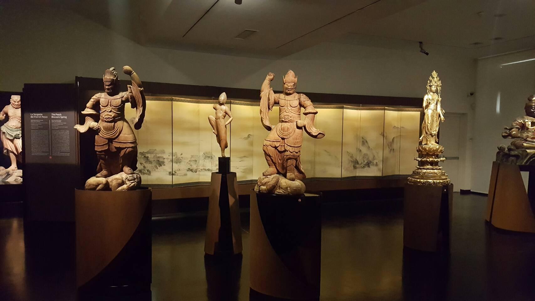 トリノの美術館巡り「MAO トリノ東洋美術館」