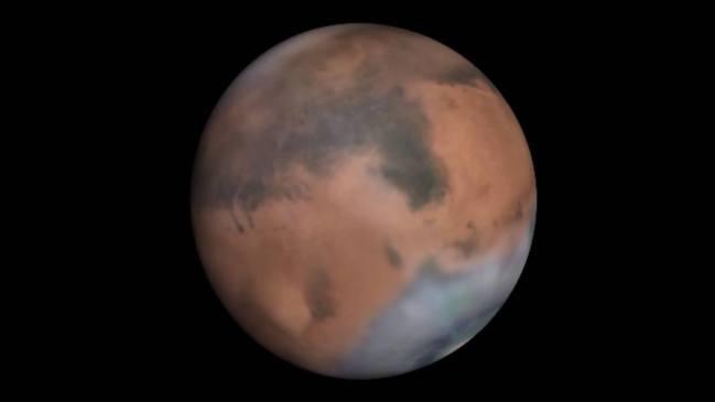 Astronomía – Marte 10/08/2016