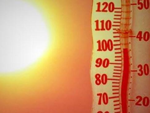 Ranking de Temperaturas 16:00 26/08/2016