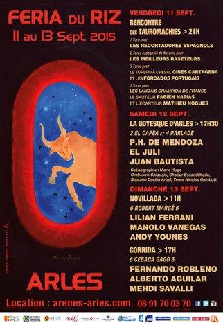Arles Riz 2015