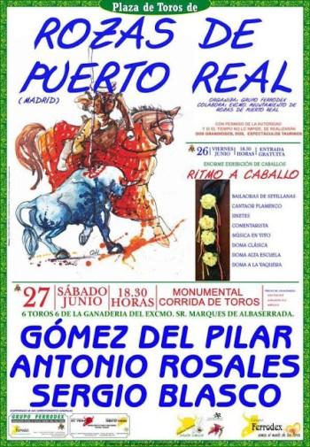Rozas de Puerto Real 2015
