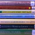 Books - Women and Gardening wide