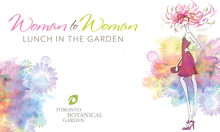 woman to woman invitation cover