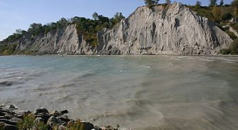 The Scarborough Bluffs have many stories to tell.