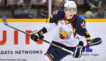 Mark Scheifele is Barrie's NHL-ready star