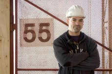 Foreman Mike Ferreira can see Rob MacFarlane's appreciation of the city in his photos.