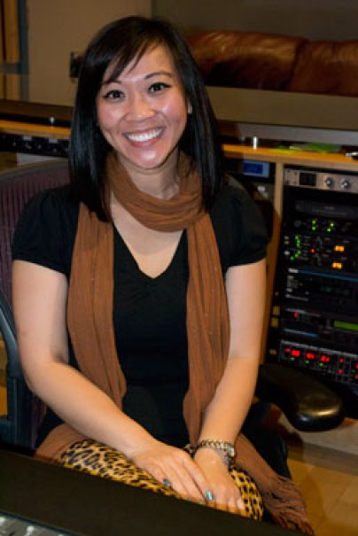 Program director for Scarborough Arts, Jen Fabico
