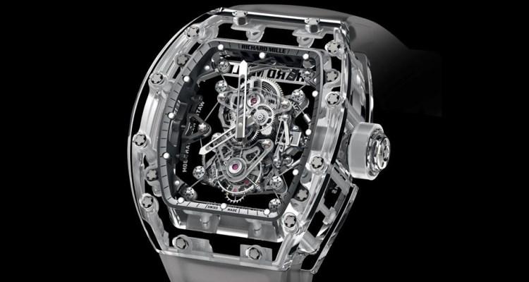 million dollar watch