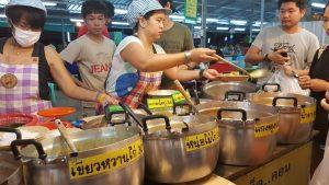 All Kinds of Curry - Phuket Sunday Night Market Thailand