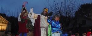 Reyes Magos en Torrelodones