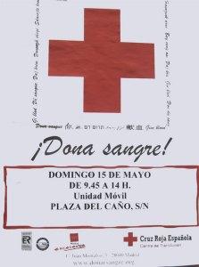 ¡Dona Sangre! en Torrelodones