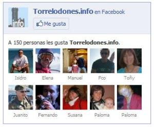 Torrelodones.info en Facebook