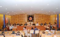 Sesión Pleno del Ayuntamiento de Torrelodones