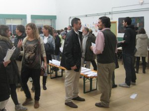 Elecciones Generales en Torrelodones (Col. Los Ángeles)