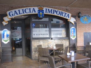 Campeonato de Mus en el Restaurante Galicia Importa de Torrelodones