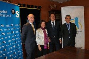 Acuerdo entre la Asociación Empresarial de Torrelodones y el Banco de Sabadell
