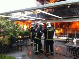 Incendio en Torrelodones (Foto: 112Madrid.org)