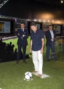 Gonzalo Santamaría - Inauguración Casino Sports Bar en Torrelodones