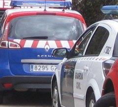 Policia Local de Torrelodones y Guardia Civil de Torrelodones