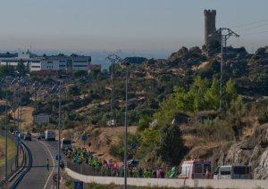 Marcha minera a su paso por Torrelodones, 9 de julio 2012, (Foto: juanangelTC.com)