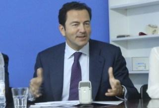 El consejero de Transportes, Infraestructuras y Vivienda, Pablo Cavero (Foto de Archivo)