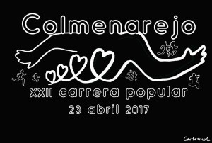 cartel-carrera-Colmenarejo-2017