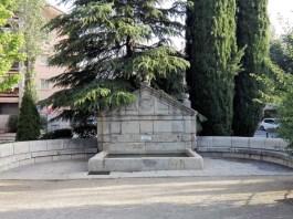 Fuente del Caño, en Torrelodones