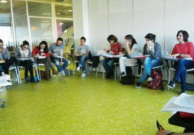 Actividades formativas para jóvenes en el CIJ