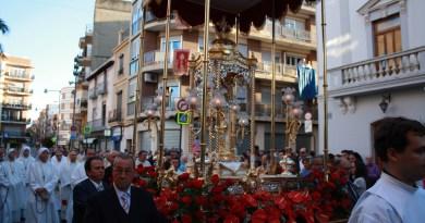 Torrent vive con fervor el Corpus Christi