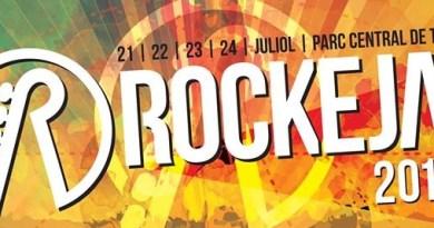 El Rockejat 2016 durará cuatro días y tendrá un coste de 13€ la compra anticipada de dos días de festival