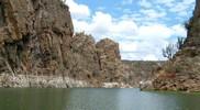 lake dominguez