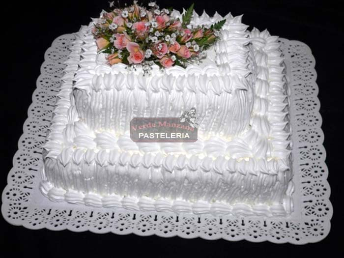 Tortas decoradas con merengue tortas decoradas for Tortas decoradas sencillas