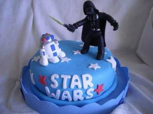 10 originales tortas decoradas de Star Wars (2)