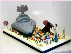 10 originales tortas decoradas de Star Wars (6)