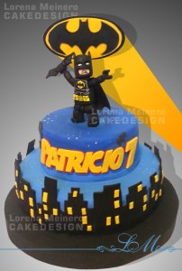 10 tortas decoradas de Batman (1)