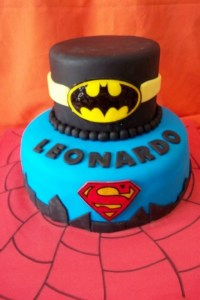10 tortas decoradas de Batman (10)
