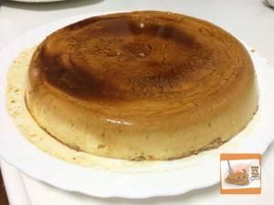 Tarta de queso con base de galletas