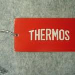 水筒(THERMOS(サーモス))を携帯する生活。2本の異なるサイズのTHERMOS、使用方法など、、、。