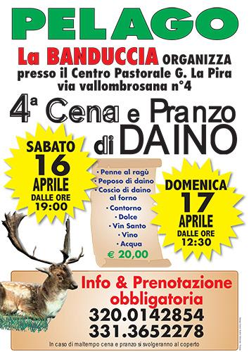 Le Migliori Sagre Toscane nel secondo Weekend di Aprile