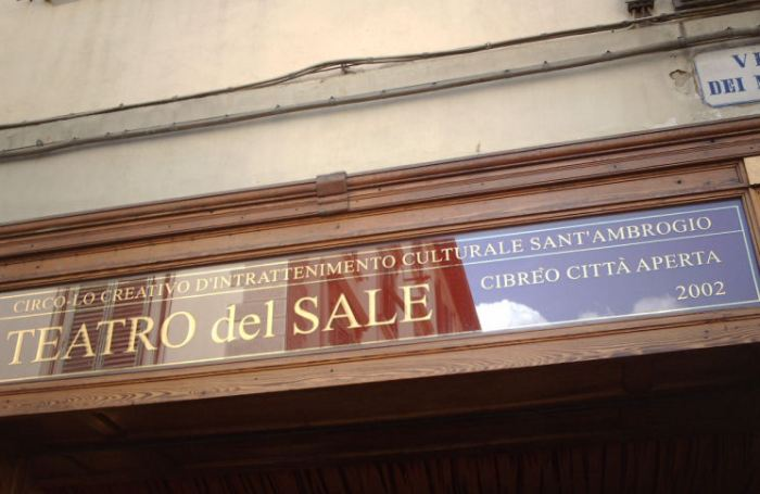 Teatro del Sale in Florence