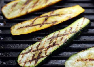 Insalata di Zucchini - Courgette Salade