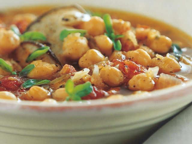 Toscaanse kikkererwtensoep - Zupa di Ceci