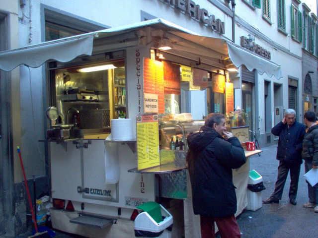 Streetfood Toscane