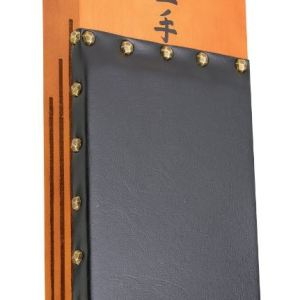 wooden makiwara