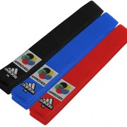 WKF Karate Belts