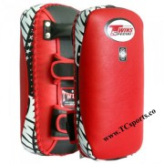Twins Special Muay Thai Leather Kick Pads