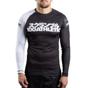 SCRAMBLE rash guard