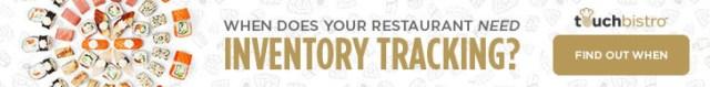 TouchBistro August 2016 Top Banner