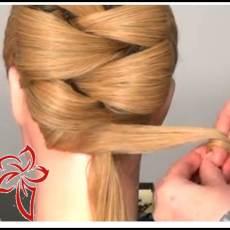 peinado cabello largo